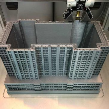 Application of 3D Printing in Civil Engineering