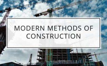 Modern Methods of Construction