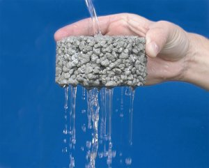 Pervious Concrete – An Innovative Solution to the Problem of Water logging