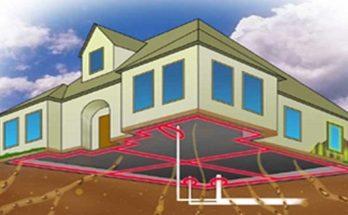 Termite control in buildings