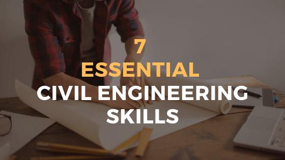 Civil engineering skills
