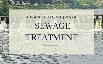Advanced Techniques of Sewage Treatment