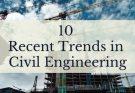 trends in civil engineering