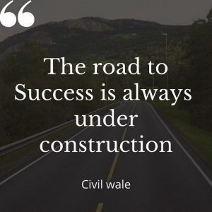 inspirational Civil engineering quote