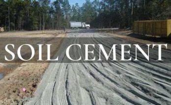 Soil-cement