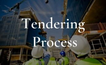 tendering process