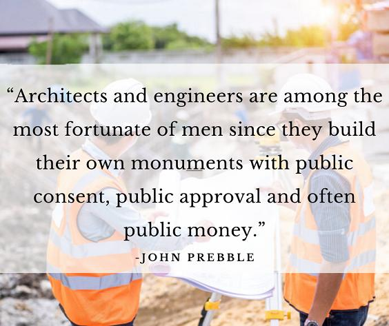 Civil engineering quotes
