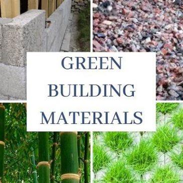 5 Green Building Materials