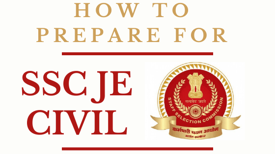 How to Prepare for SSC JE Civil Paper 1?