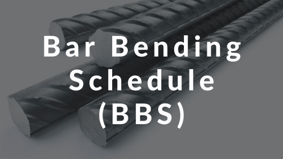 bar bending schedule