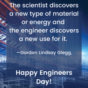 Engineers Day Quote